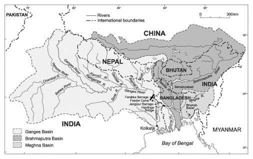 the factors contributing to the underdevelopment of india pakistan and bangladesh