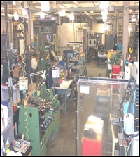 Tufts Machine Shop Photo