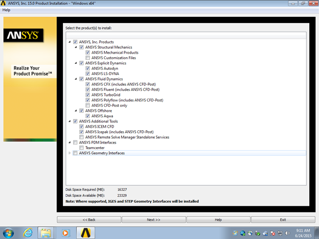 ansys installation step by step itkb confluence rh wikis uit tufts edu ANSYS RMxprt Fluent ANSYS Books